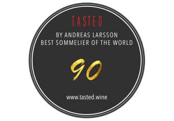 100 % Blind TASTED par Andreas Larsson