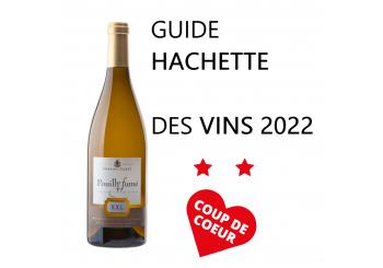 Guide Hachette des Vins 2022   (sept 2021)