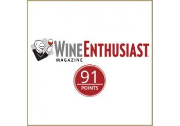 Wine Enthusiast - 91